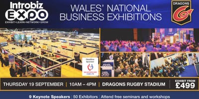 Introbiz Dragons Expo 2020