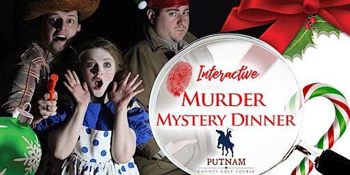Murder Mystery Dinner & Interactive Theater - Nick Saint Private Elf