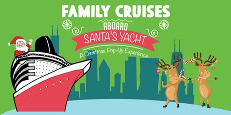 Family Cruises Aboard Santa's Yacht - A Christmas Pop-Up tickets