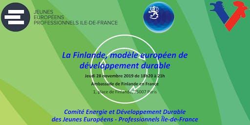 La Finlande, modèle européen de développement durable