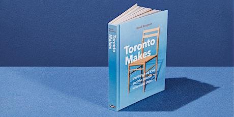 Toronto Makes Panel tickets