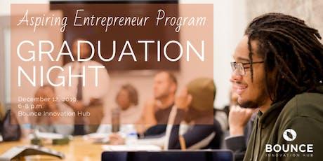 Aspiring Entrepreneur Graduation Night tickets