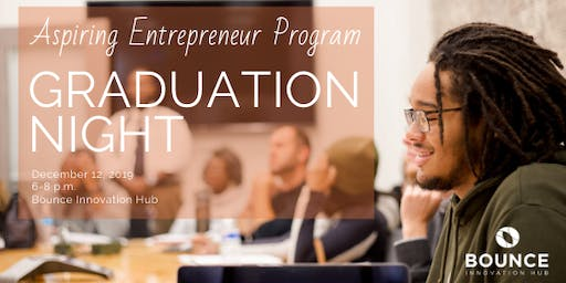 Aspiring Entrepreneur Graduation Night