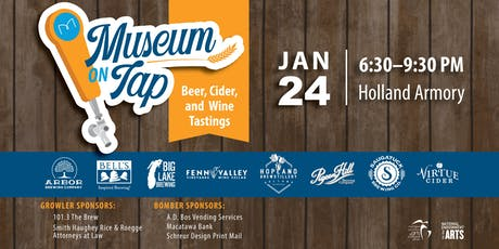 Museum On Tap tickets