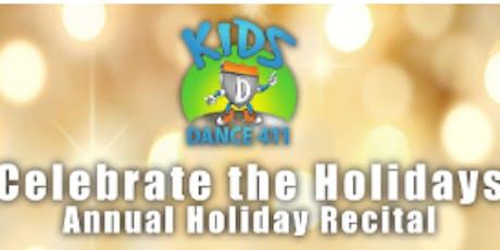 Kids Dance 411 EVENING 2019 Holiday Recital tickets
