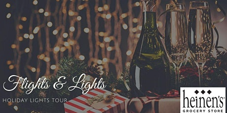 Flights & Lights Holiday Lights Tour - Chagrin Falls tickets