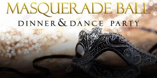New Year's Eve Masquerade Ball Party @TheThirstyLawyer