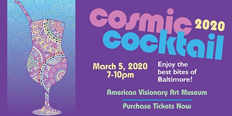 Cosmic Cocktail tickets