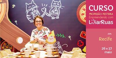 RECIFE tem Lilian Ruas com Profissão Festeira edição 2020