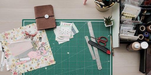 DIY Christmas Cards / London Craftiers