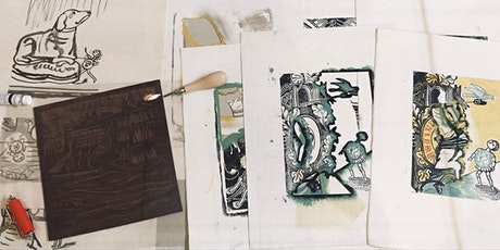 Linocutting Workshop tickets