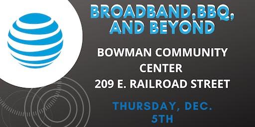 Broadband, BBQ, & Beyond