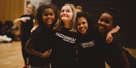 Live performance by Razzamataz Children's Choir tickets
