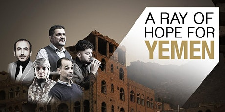 A RAY HOPE FOR YEMEN – CHARITY DINNER tickets