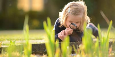 RSPB Easter Holidays - Toddler Friday Morning (Pond dipping)