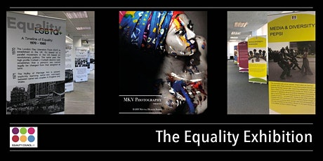 Equality Exhibition - Mayfair tickets