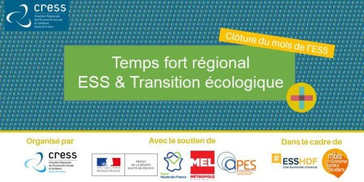 Clôture du mois de l'ESS : ESS & Transition écologique