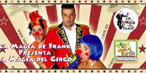 """""""La Magia del Circo"""" en El Teatro de Triana"""