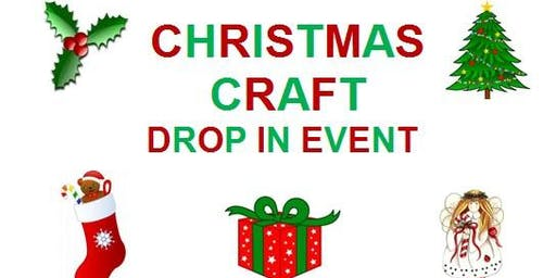 Longlevens Library - Christmas Craft