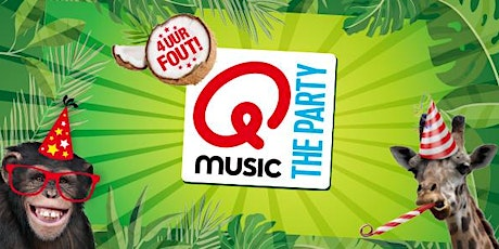 Qmusic the Party - 4uur FOUT! in Arcen (Limburg) 20-06-2020 tickets