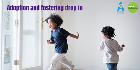 Adoption and fostering drop in - 18 December tickets