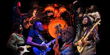 The Wailers (Late Show Added) tickets