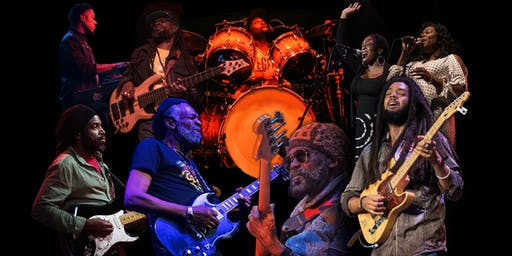 The Wailers (Late Show Added)