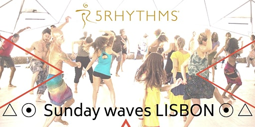 Sunday waves - 5 Rhythms dance with Dilma - meditação em movimento