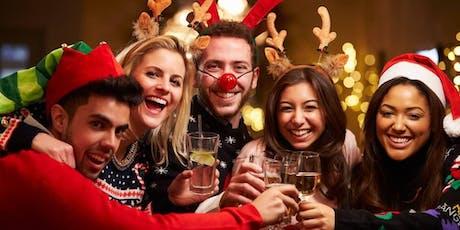 Holiday Pub Crawl - GW + Cornell + UChicago + US Alumni London Bridge Takeover! tickets