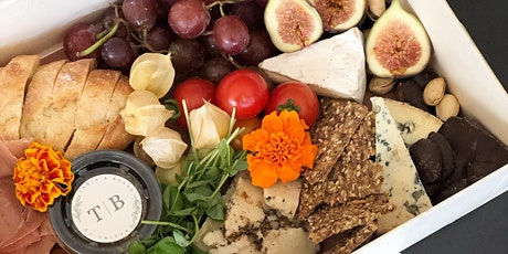 Holiday Cheeseboards 101 with Table & Board Grazing Co.  tickets