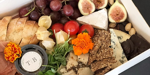 Holiday Cheeseboards 101 with Table & Board Grazing Co.