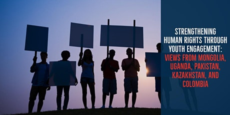 Strengthening Human Rights Through Youth Engagement tickets