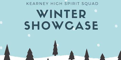 Spirit Squad Winter Showcase