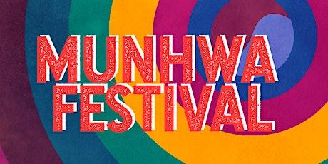 MUNHWA FEST entradas