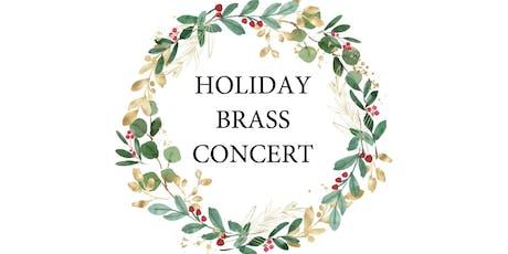 Holiday Brass Concert tickets