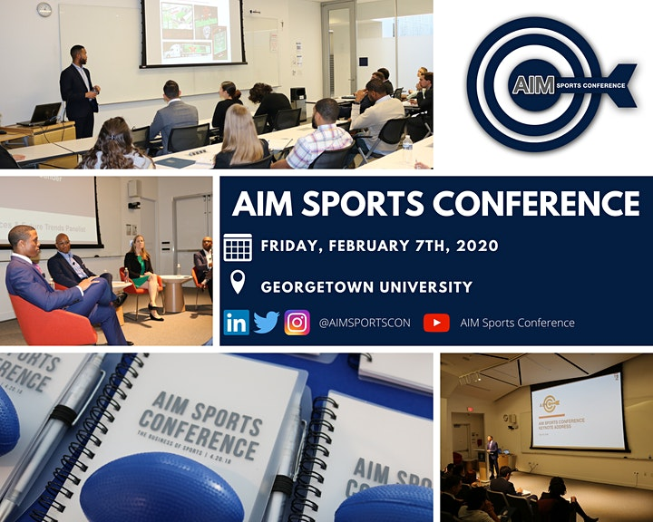 AIM Sports Conference image