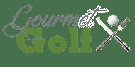 Gourmet Golf tickets