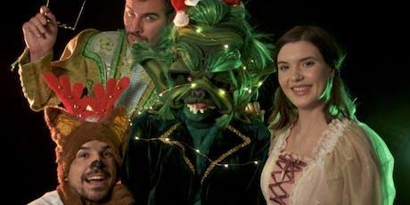 El Grinch (y como casi) roba la Navidad entradas