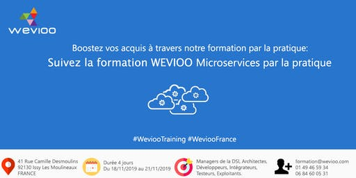 Formation Microservices & DevOps par la pratique