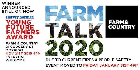 FARM TALK 2020 tickets