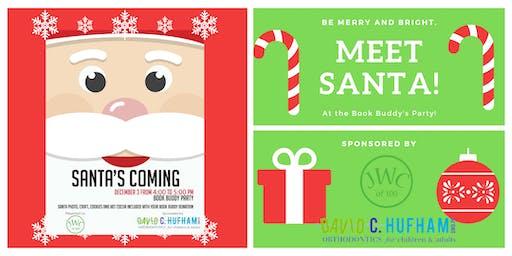 JWC Book Buddies - Santa Party