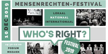 Who's right? Festival tickets