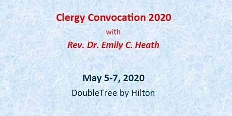 Clergy Convocation 2020 tickets