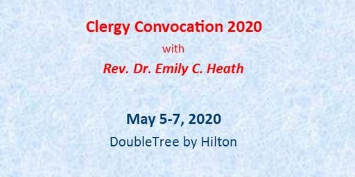 Clergy Convocation 2020
