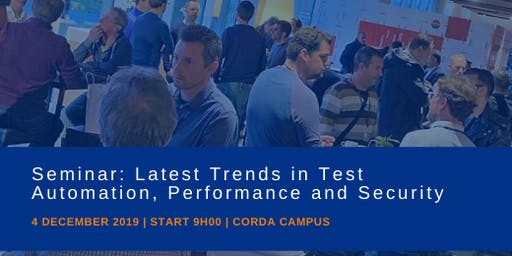 Latest Trends in Test Automation, AI, DevOps and Security
