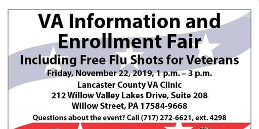 VA info and enrollment event