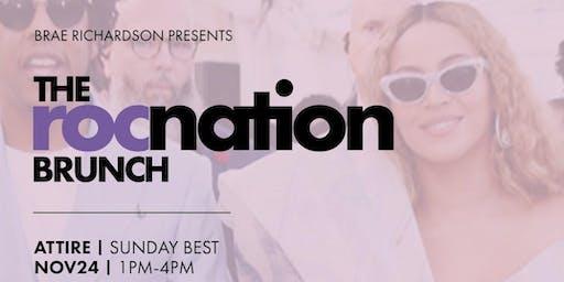 Brae Richardson Presents The Roc Nation Brunch
