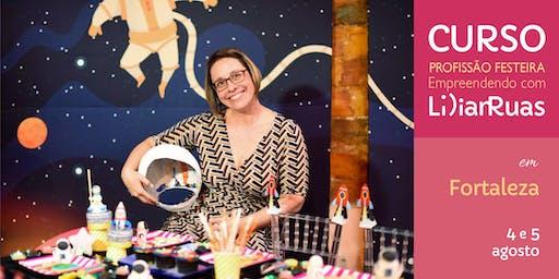 FORTALEZA tem Lilian Ruas com Profissão Festeira edição 2020