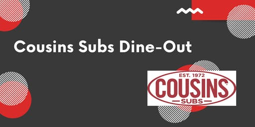 InRoads Cousins Subs Dine-Out