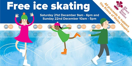 Motorpoint Castleford FREE Charity Ice Rink